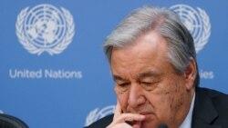 """Crise libyenne : le chef de l'ONU rencontre Haftar pour tenter d'éviter une """"confrontation"""""""