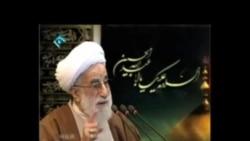 انتقاد مطهری از سخنان احمد جنتی در نماز جمعه تهران