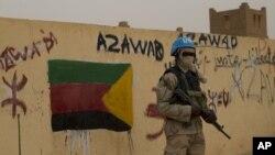 聯合國駐馬里維和部隊