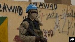 Les casques bleus sont particulièrement visés par les attentats au Mali