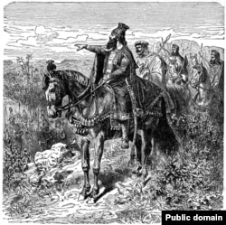 King Cyrus of Persia believed different faiths should co-exist but that government should not endorse any of them.
