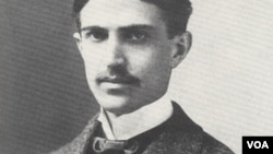 A picture of Stephen Crane