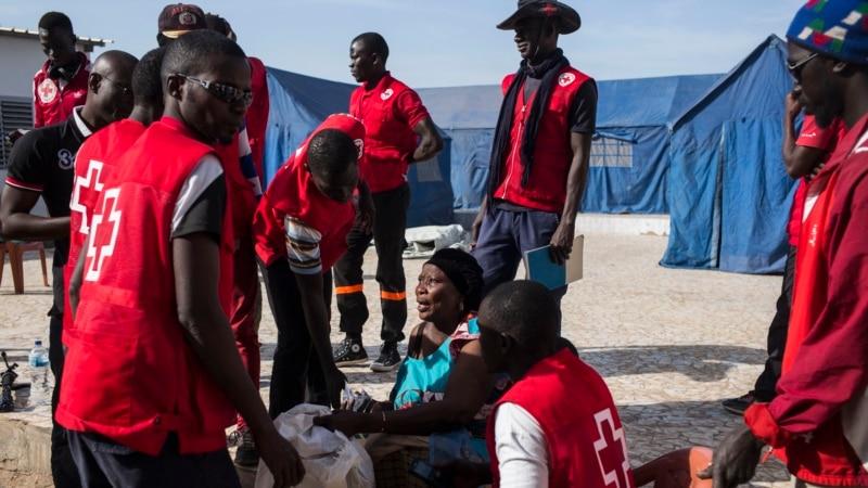 Plus de 45.000 personnes ont fui la Gambie, selon l'ONU