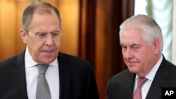 """رئیس جمهور ترمپ در این اواخر روابط میان واشنگتن – مسکو را """"در پائین ترین سطح"""" توصیف کرده بود"""