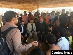 OIC-IPHRC delegation visits Rohingya refugees in CoxBazar( Organisation of Islamic Cooperation (OIC)