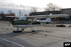 """Terrorchilar """"Cessna-172"""" rusumidagi kichik samolyotda uchishni mashq qilgan"""