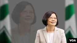 """蔡英文就任一周 上演川剧""""变脸""""?"""