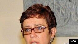 María Salvador es el nuevo rostro que defenderá los intereses de Ecuador ante la OEA.