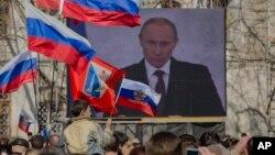 Sevastopol, 18-mart, 2014