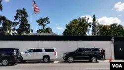 El secretario interino de Seguridad Interior de EE.UU. Kevin McAleenan, de visita en Guatemala, también tiene planeado reunirse con el presidente Jimmy Morales y otros funcionarios guatemaltecos.