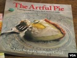 Lisa Cherkasky sudah menerbitkan beberapa buku masakan hasil kolaborasi dengan fotografer Renee Comet.