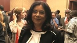 La ex jueza guatemalteca Claudia Escobar dialoga sobre Centroamérica