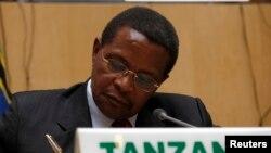 Rais wa Tanzania Jakaya Mrisho Kikwete