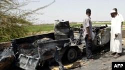 Судан обвинил Израиль в атаке на свою территорию