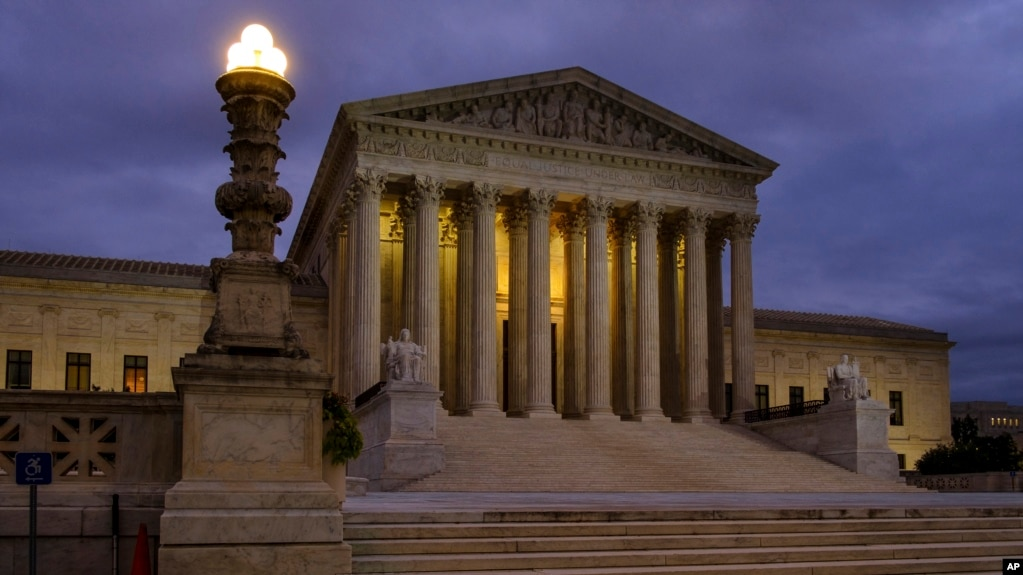 US Supreme Court Appears Wary of Expanding 'Double Jeopardy'