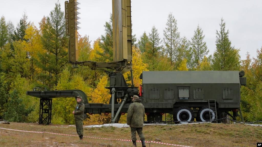 СМИ: Россия построит в Крыму новую радиолокационную станцию