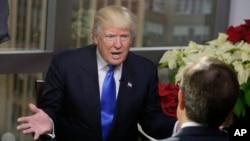 مصاحبه دونالد ترامپ رئیس جمهوری ایالات متحده با شبکه فاکس نیوز - آرشیو