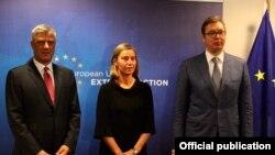 Nga takimi i fundit në kuadër të biseidmeve Kosovë - Serbi
