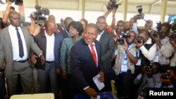 Candidato presidencial da Frelimo