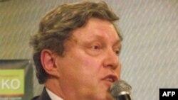 Явлінському відмовили в участі в президентських виборах