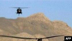Гелікоптери НАТО обстріляли позиції пакистанських солдатів