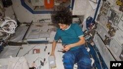 В лаборатории НАСА