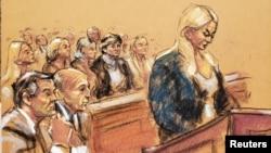 Mağdur tanıklardan Virginia Giuffere