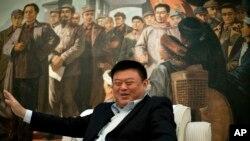 CEO Xinwei Telecom Enterprise Group, Wang Jing, yang mendapat konsesi pembangunan terusan di Nikaragua. (Foto: Dok)