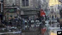 24일 이집트 나일강 델타 지역의 경찰서에서 폭탄공격이 발생했다.
