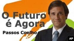 Presidente do PSD português convidado a formar governo