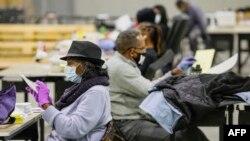 الیکشن کے روز سے قبل ووٹ ڈالنے کی سہولت استعمال کر کے 30 لاکھ ووٹرز پہلے ہی اپنا حقِ رائے دہی استعمال کر چکے تھے۔
