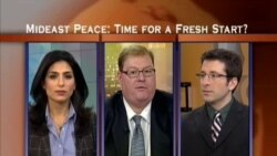 "On the Line: ""Mideast Peace: Time for a Fresh Start?"""