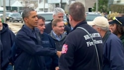 Disasters Pose Leadership, Political Challenges for US Presidents