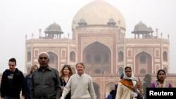 بھارت کو جنوبی ایشیا کا خطرناک ترین ملک قرار دیے جانے پر بھارتی شہری سوشل میڈیا پر سخت ردِّ عمل کا اظہار کر رہے ہیں۔ (فائل فوٹو)