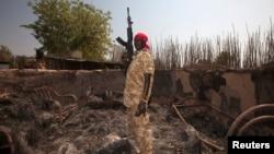 南蘇丹反叛武裝