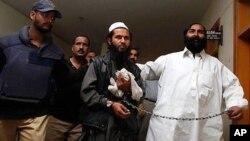 지난 2010년 2월 파키스탄에서 체포된 탈레반 2인자 물라 바라다르.