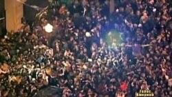 """Уболівальники """"Балтимора"""" святкують перемогу"""