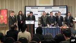 美中公司日前举行能源合作签字仪式