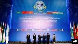 上合組織星期三召開峰會