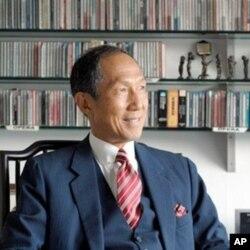 台灣淡江大學教授林中斌