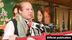 PM Pakistan Muhammad Nawaz Sharif (foto: dok).