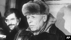 前蘇聯知名持不同政見者與諾貝爾和平獎得主薩哈羅夫(資料圖片)