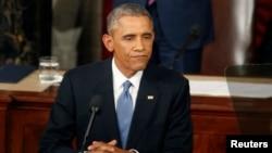Beberapa anggota Kongres dari Partai Demokrat menolak usulan kesepakatan perdagangan Presiden Obama (foto: dok).
