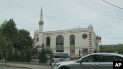 A mosque in New York City