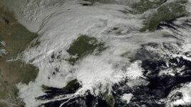SHBA: Verilindja gati për stuhi masive