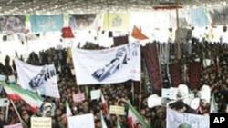 مظاہرین اپنے مقاصد کبھی حاصل نہیں کرسکتے: صدر احمدی نژاد