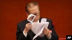 中国前主席江泽民(65图)