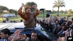 Muamar Gadafi temelji svoju vlast i na široko rasprostranjenoj mreži doušnika