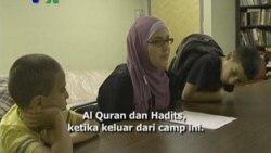 Menanamkan Identitas Islam Sejak Dini di AS - Liputan Berita VOA 9 Agustus 2011