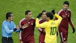 شروع ضعیف برزیل در کوپا آمریکا